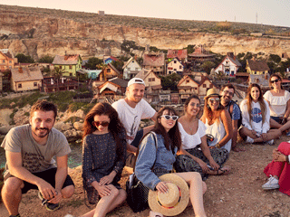Destination Marketing | Air Malta's International Influencer Campaign