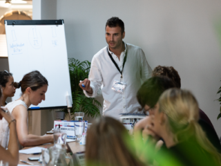 On ICOM under 30s: Innovation and Integration