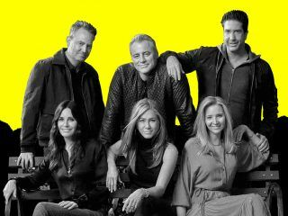 Lessons Learned from Friends
